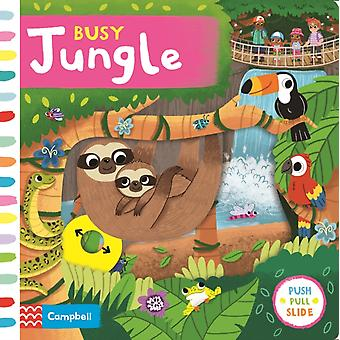 Busy Jungle by Campbell Books