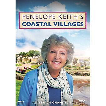 Penelope Keiths Coastal Villages DVD (2018) Penelope Keith cert E 2 discos Região 2