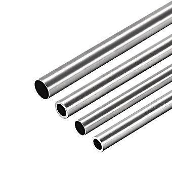 Tuyaux de plomberie 304 tubes ronds en acier inoxydable tube droit sans soudure