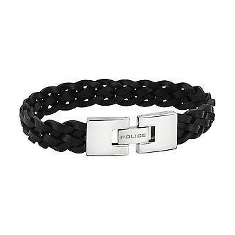 Police jewels men's bracelet small pj26263bls01-s