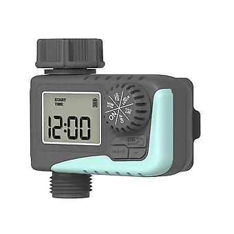 Garden water timers irrigation controller system