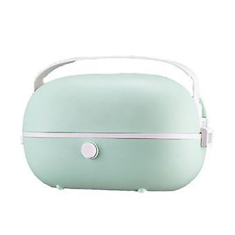 Tragbare elektrische Lunchbox Wärmekonservierung und Heizung Mahlzeit Heißer Reiskocher geeignet für Büro
