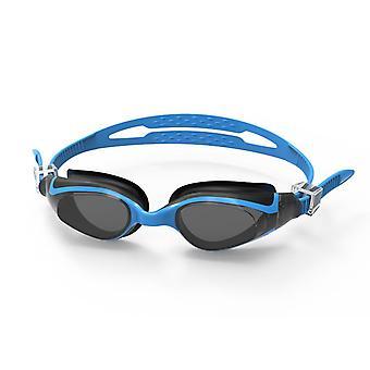 SwimTech Quantum Junior Kids Swimming Pool Water Goggles Blue/Black