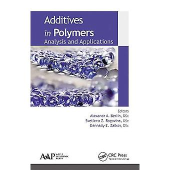 Additivi nell'analisi e nelle applicazioni dei polimeri