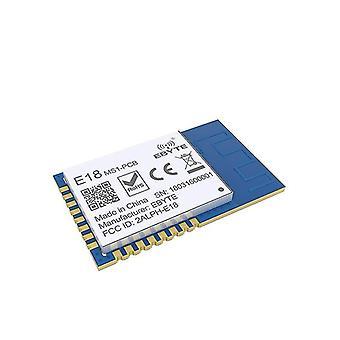 Cc2530 2.4ghz Rf Langaton moduuli 4dbm E18-ms1-pcb Antenni Data 2.4ghz