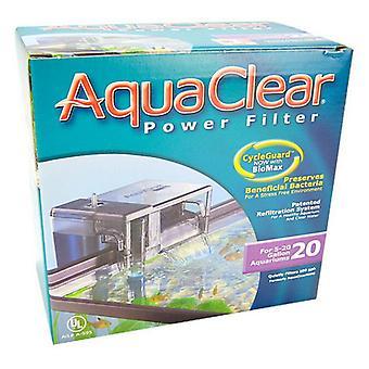 Aquaclear Power Filter - Aquaclear 20 (100 GPH - 5-20 Gallon Tanks)