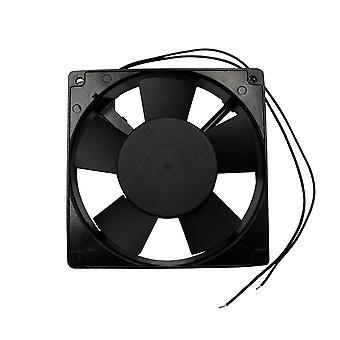 Полностью автоматический инкубатор для цыплят Аксессуары Высокотемпературный вытяжной вентилятор Хэтчинг Оборудование Аксессуары Черный