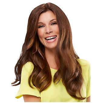 Lifelike Fluffy Long Wavy Wig For Women