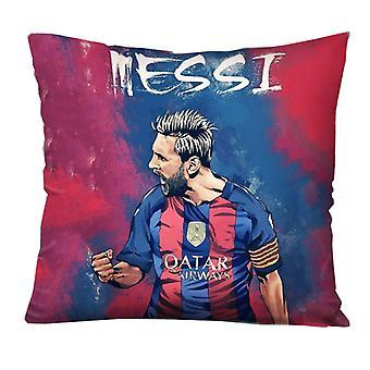 Messi Basse Karriere Fotball Tema Perifer Suvenir Pute Bar Dekorasjon Pute