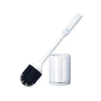 Swotgdoby toiletborstel en houder set voor badkamer diepe reiniging