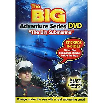 Big Submarine [DVD] USA import