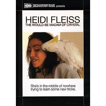 Heidi Fleiss: The Would-Be Madam of Crystal [DVD] USA import