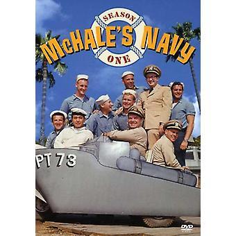 Mchale's Navy: sesong en [DVD] USA import