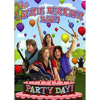 Berkner, Laurie Band - Party Day : The Laurie Berkner Band (DVD/CD) [DVD] USA import