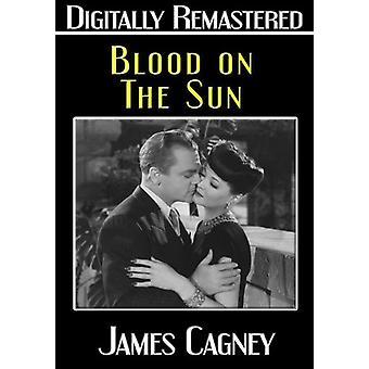 Blod på solen [DVD] USA import