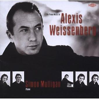 A. Weissenberg - importation USA The Piano musique d'Alexis Weissenberg [CD]