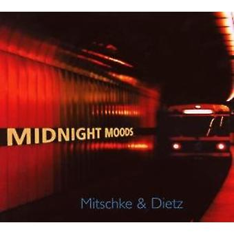 Mitschke ・ ディーツ - 深夜気分 [CD] USA 輸入