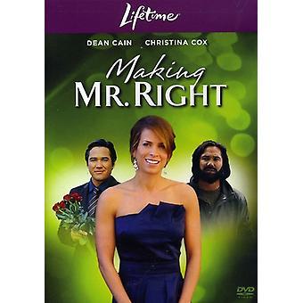 Fazendo o homem certo [DVD] EUA importar