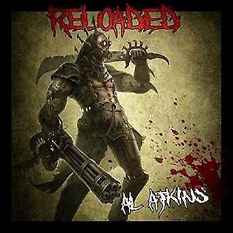Al Atkins - Reloaded [CD] USA import