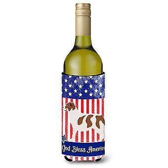 Aidi Atlas Mountain Dog American Wine Bottle Beverge Insulator Hugger