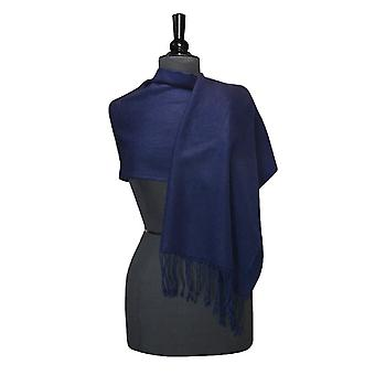 Biagio 100% Wool Pashmina Solid Scarf Womens Shawl Wrap Scarves