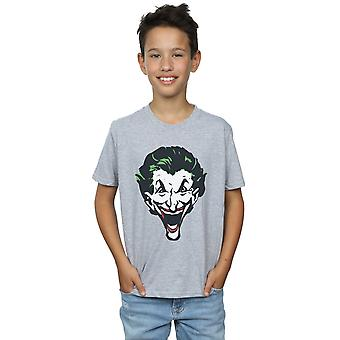 DC Comics Boys, a Joker nagy Face póló