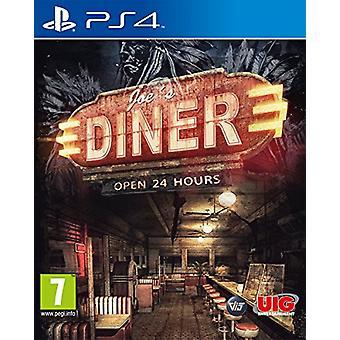 PS4 Joes diner-nieuw