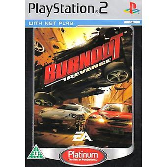 Utbränd hämnd Platinum (PS2) - Ny fabrik förseglad