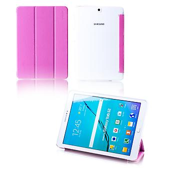 ENKAY smart cover Pink for NEW Apple iPad 9.7 2017 bag sleeve case pouch protective