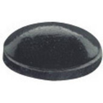 PB Fastener BS-27-CL-R-5 Fuß selbstklebend, kreisförmige Clear (Ø x H) 7,9 x 2,2 mm 5 PC