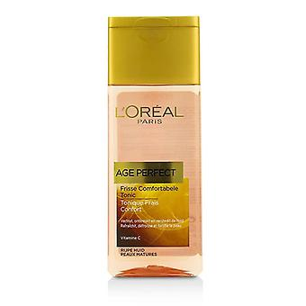 L'oreal Age Perfect Comfortable Toner With Vitamin C (for Mature Skin) - 200ml/6.7oz