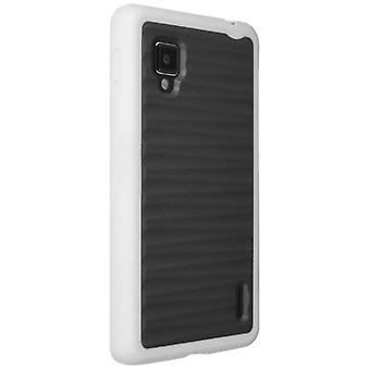 Technocel Hybrigel for LG LS971 - Gray/White