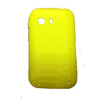 Quality One Wireless Anti Skid Slim Gel Case for Samsung Galaxy Y S5360 - Green