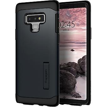 Spigen Slim Armor asia Samsung Galaxy Huomaa 9 - Metal liuskekivi