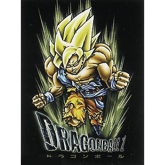 Dragon Ball Z plakat son Goku, blond hår