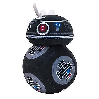 حرب النجوم الحلقة 8 متعدد الألوان Plüsch شخصية BB-9E، البوليستر 100 ٪، فيلبوا المخملية القطيفة، في المربع عرض.