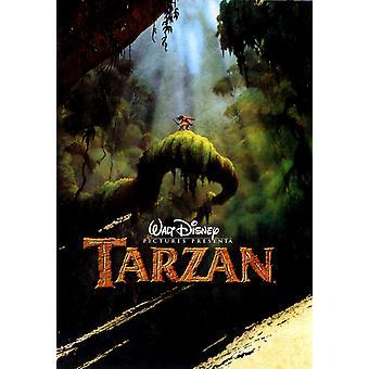 Tarzan filmaffisch (27 x 40)