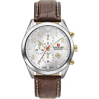 Swiss Military Hanowa Men's Watch 06-4316.04.001.02 Chronographs