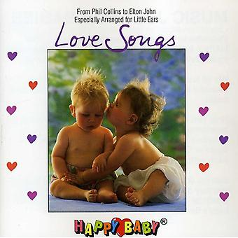Happy Baby Series - Love Songs [CD] USA import