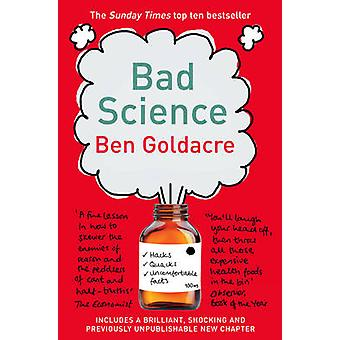 Bad Science by Ben Goldacre - 9780007284870 Book
