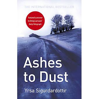 Ashes to Dust de Yrsa Sigurdardottir - Philip Roughton - 978144470007
