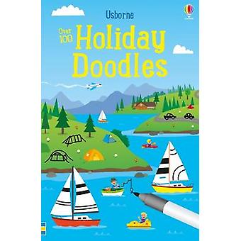 Holiday Doodles by Fiona Watt - Non Figg - 9781474921589 Book