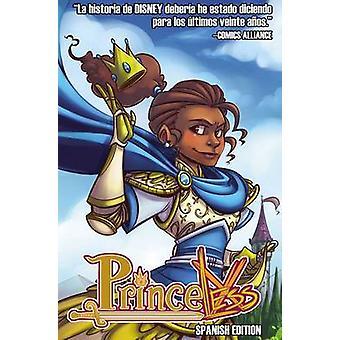 Princeless osa 1 - säästää Jeremy Whitley - 9781632292346