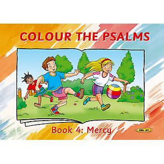 Couleur du livre de Psaumes 4 - Mercy par Carine Mackenzie - 9781781913543 B