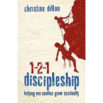 1-2-1 disciple par Christine Dillon - livre 9781845504250