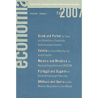 Economia de otoño de 2007 - diario de América Latina y el Caribe Econo