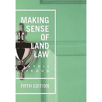 Making Sense of Landrecht von Making Sense of Bodenrecht - 9781352003932