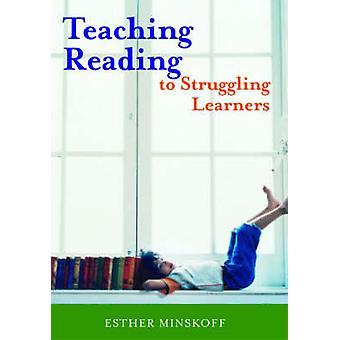 Undervisning läsning till kämpande elever av Esther Minskoff - 97815576