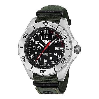 KHS watches mens watch steel KHS country leader. LANS. NXTO1
