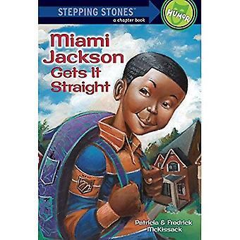 Miami Jackson recebe-lo reto (pisando pedra capítulo livros)